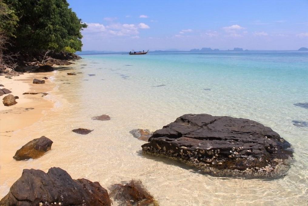 ao nieng beach ko kradan thailandia