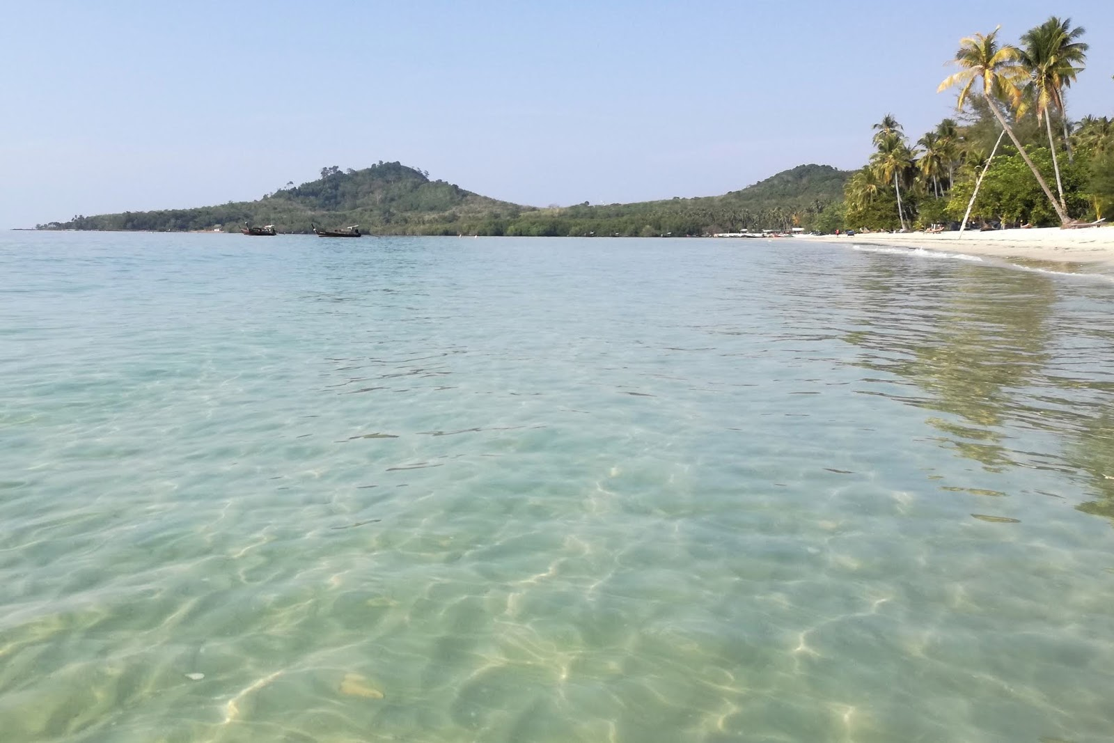 sivalai beach ko muk thailandia