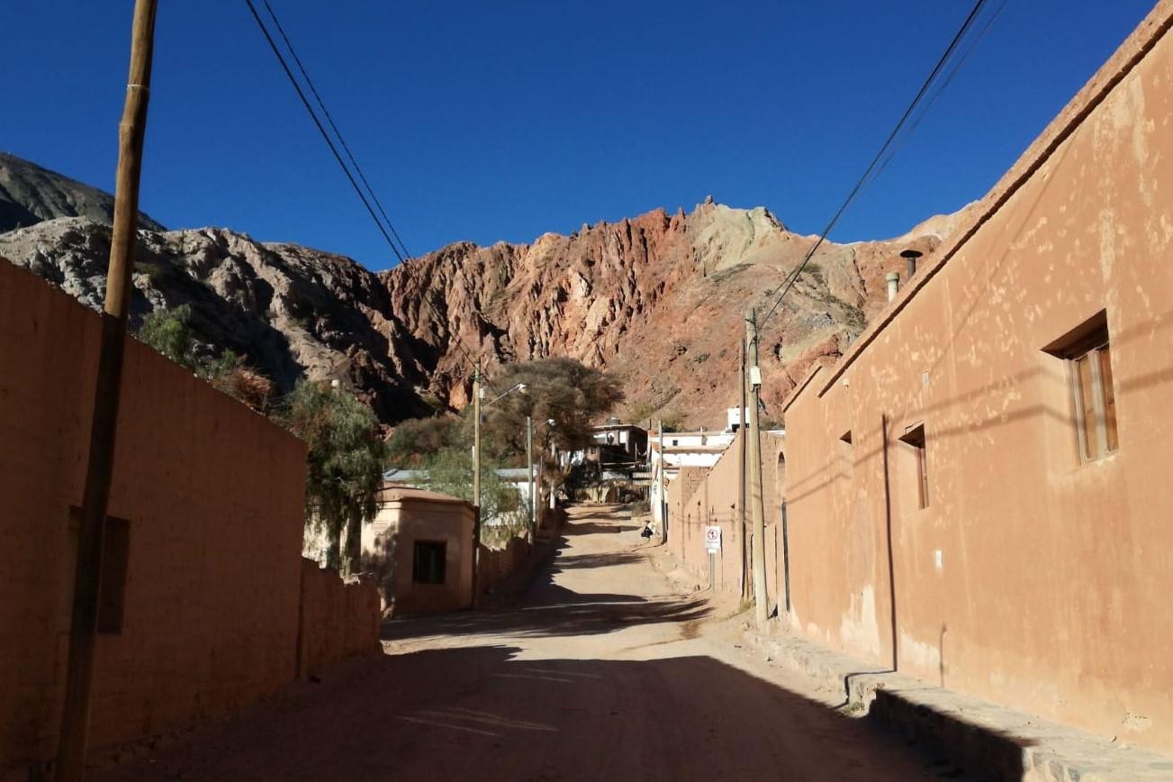 paseo de los colores purmamarca nord-ovest argentina