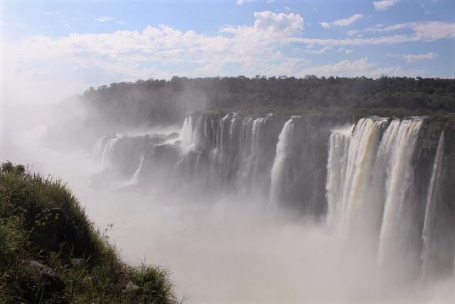 cascate di iguazu argentina brasile