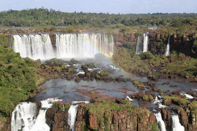 cascate iguazu brasile