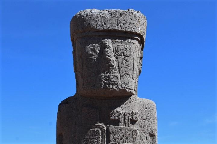 sito archeologico tiwanaku bolivia