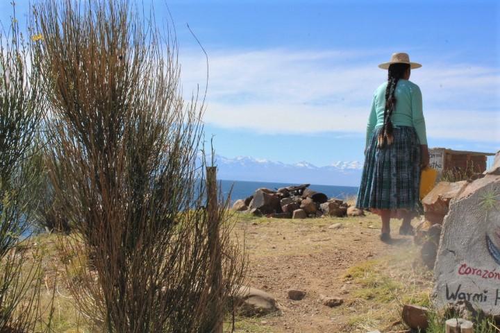 isla del sol lago titicaca bolivia