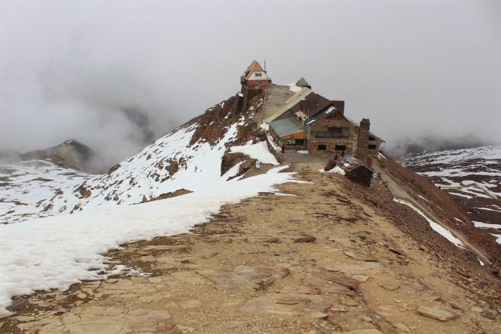 dintorni la paz chacaltaya stazione sciistica bolivia