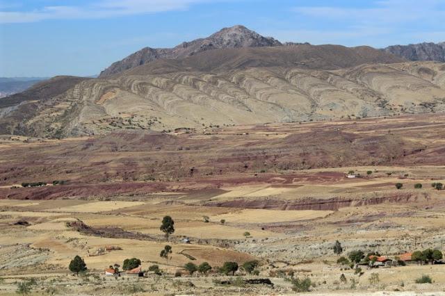 cratere di maragua bolivia