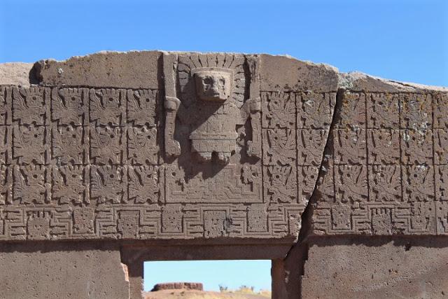 dintorni la paz sito archeologico tiwanaku