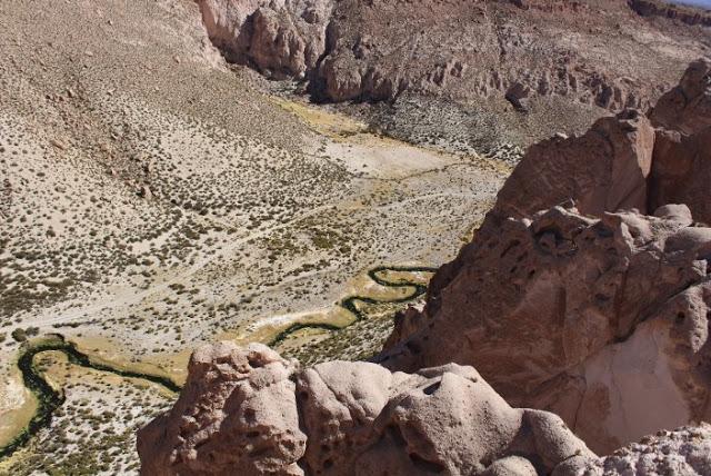 canyon anaconda tour salar de uyuni bolivia