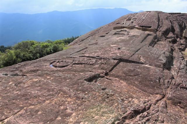 sito archeologico el fuerte samaipata bolivia