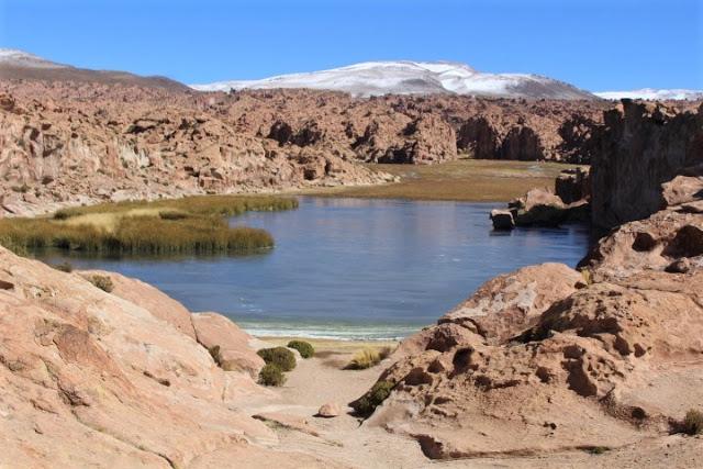 laguna misteriosa tour salar de uyuni bolivia
