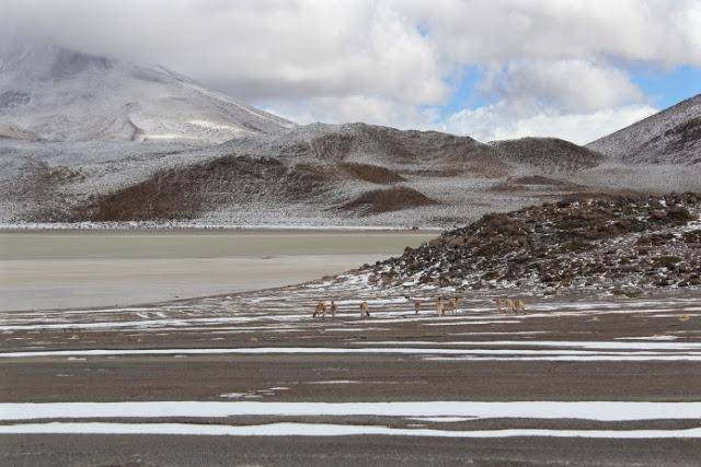 laguna verde salar de uyuni bolivia