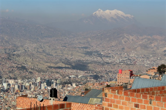 capitale bolivia la paz