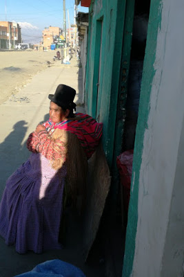 brujas mercato el alto la paz bolivia