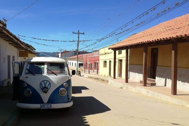 samaipata villaggio bolivia