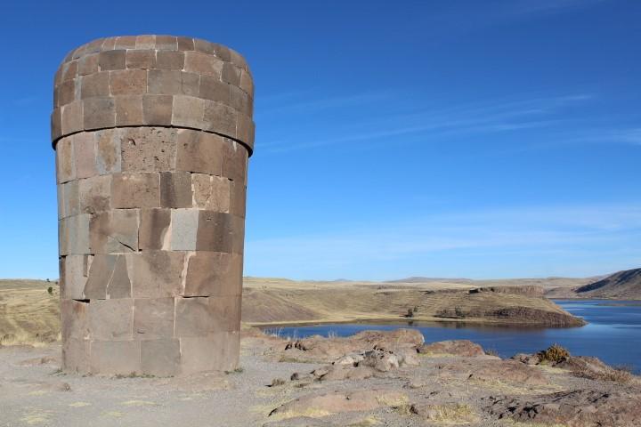 sillustani sito archeologico perù