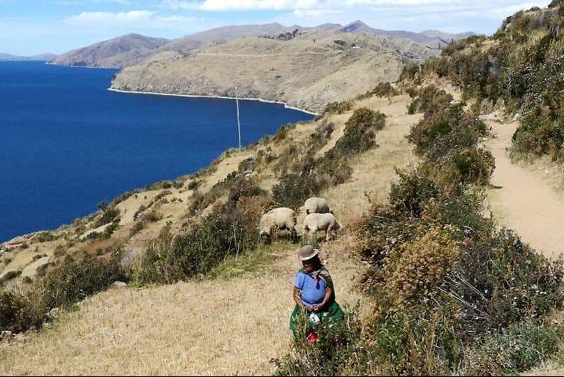 lago titica isla del sol bolivia
