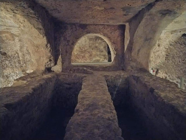 catacombe di san paolo rabat viaggio malta