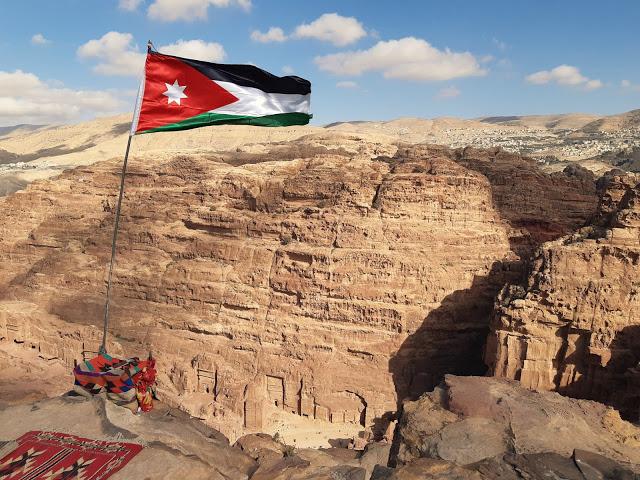 giordania itinerario viaggio