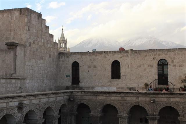 città arequipa perù