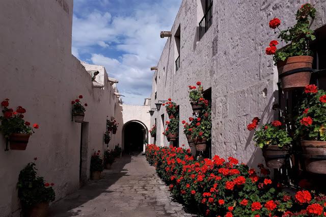 convento di santa catalina arequipa perù