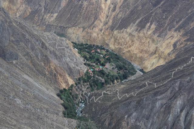 canyon colca perù trekking