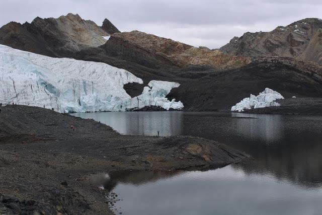 ghiacciaio pastoruri perù itinerario viaggio