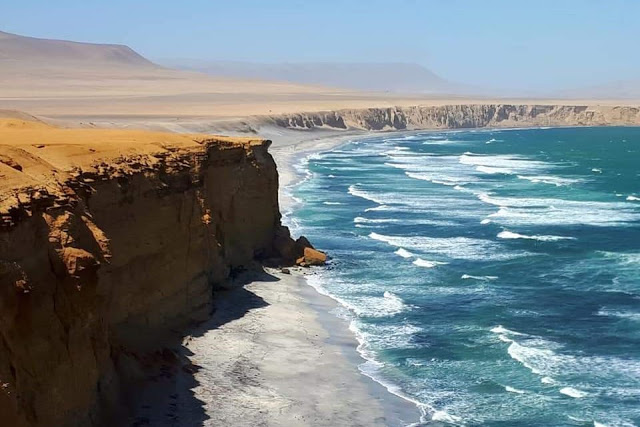 penisola paracas perù