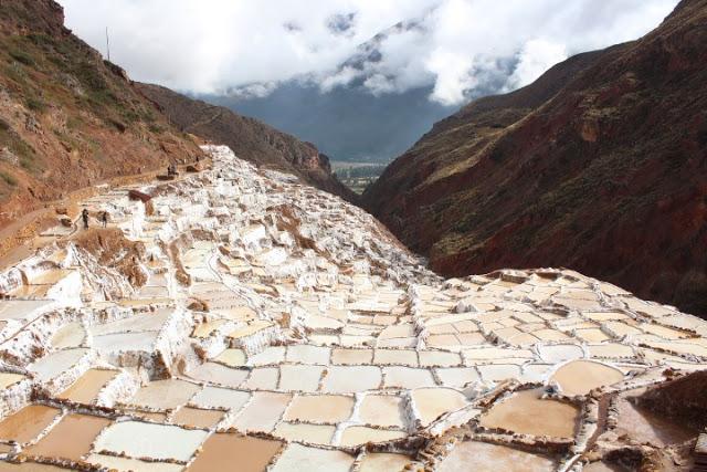 salinas maras perù