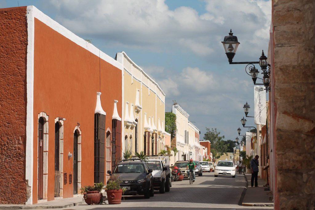 centro storico coloniale valladolid messico