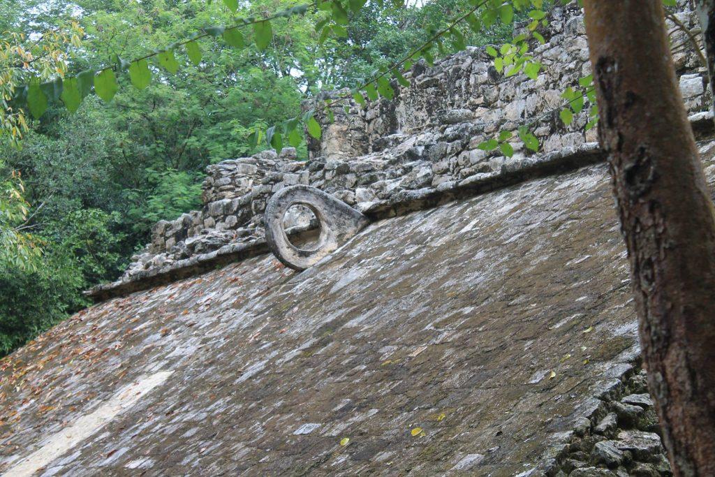 juego de pelota sito archeologico di coba