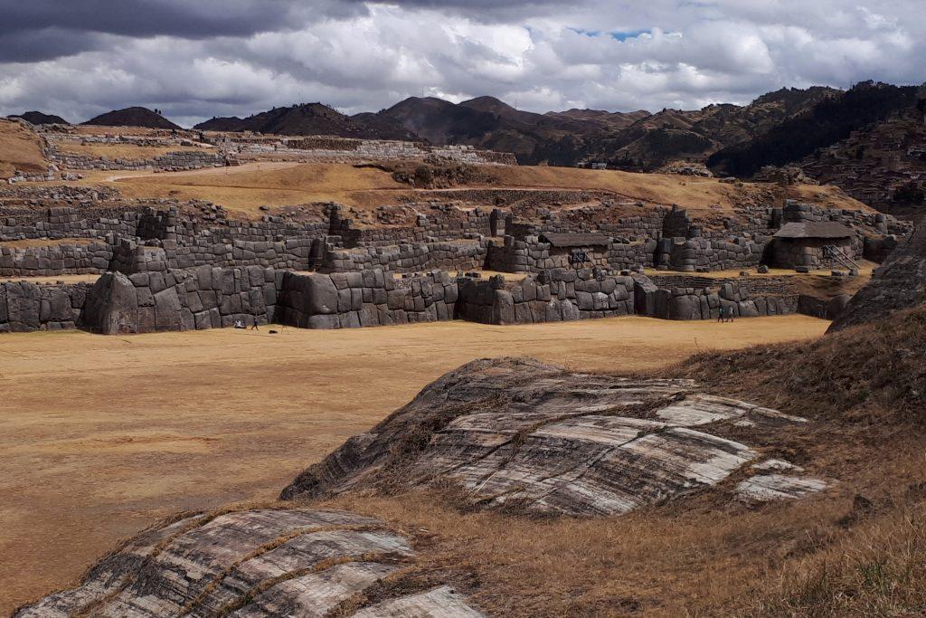 sacshuayaman sito archeologico nei dintorni di cusco