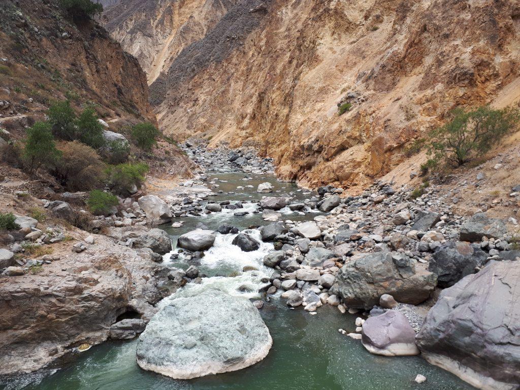 Canyon del Colca: trekking di due giorni – Perù