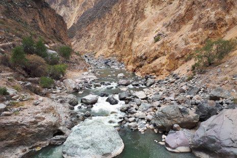 canyon del colca perù