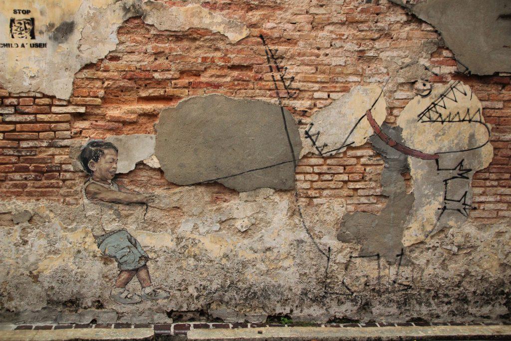 georgetown murales
