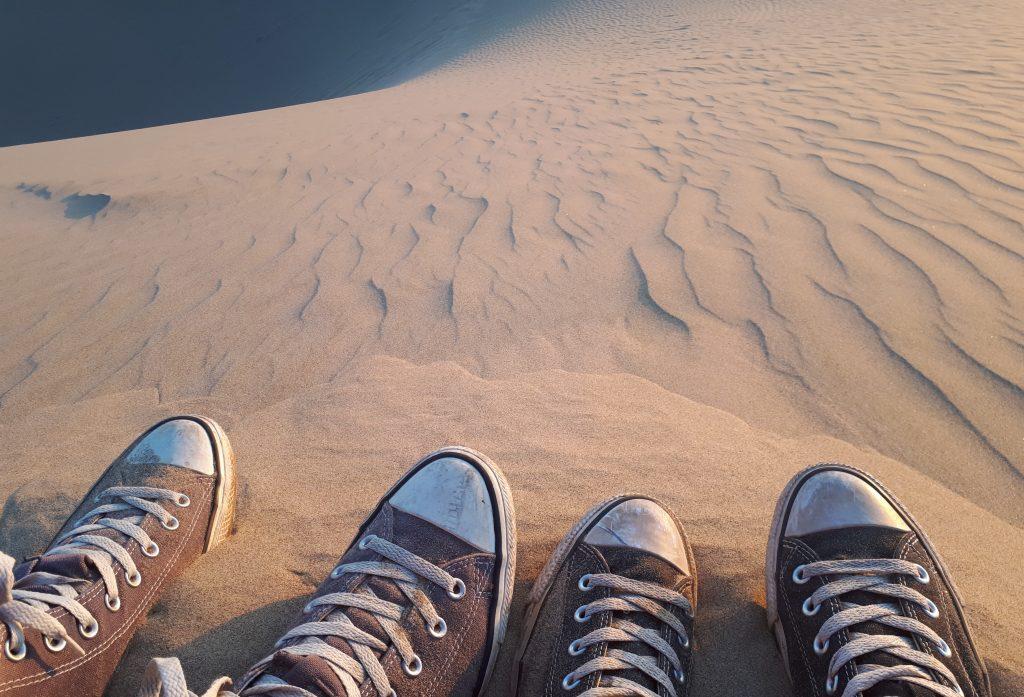 Huacachina: sandboarding e buggy nel deserto