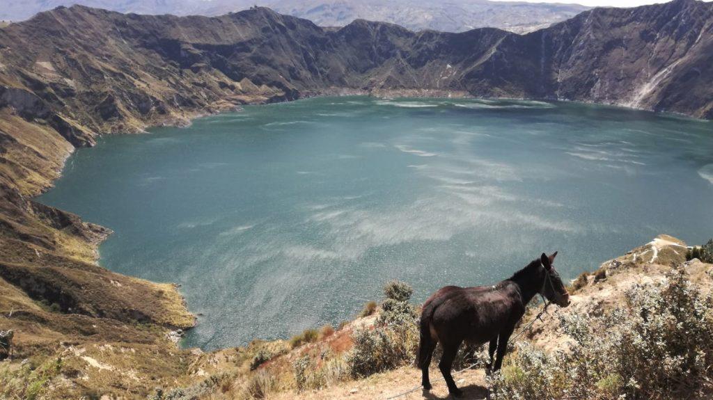Laguna di Quilotoa, un'altra gita da Latacunga?