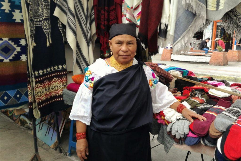 Mercato di Otavalo