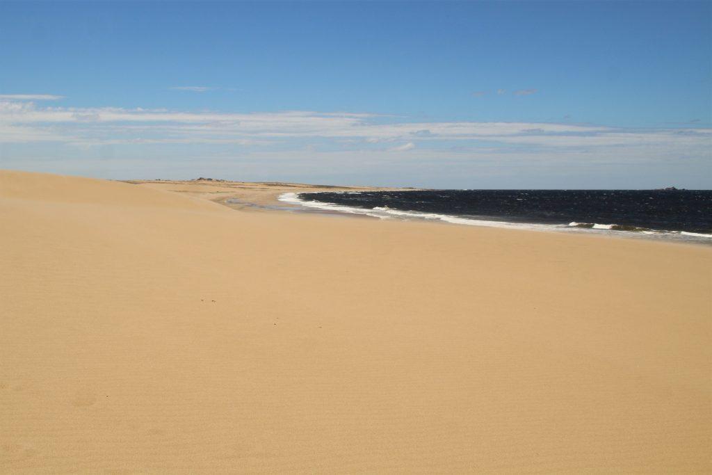 Spiaggia e dune di Cabo Polonio, Uruguay