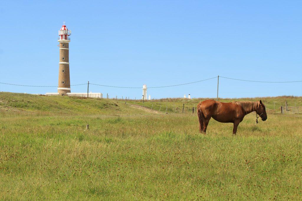 Faro di Cabo Polonio. Uruguay