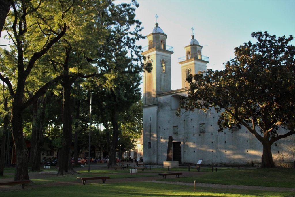 Basilica, Colonia del Sacramento. Uruguay