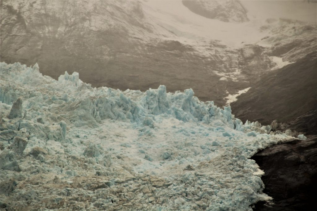 Ghiacciaio Balmaceda, Puerto Natales, Cile