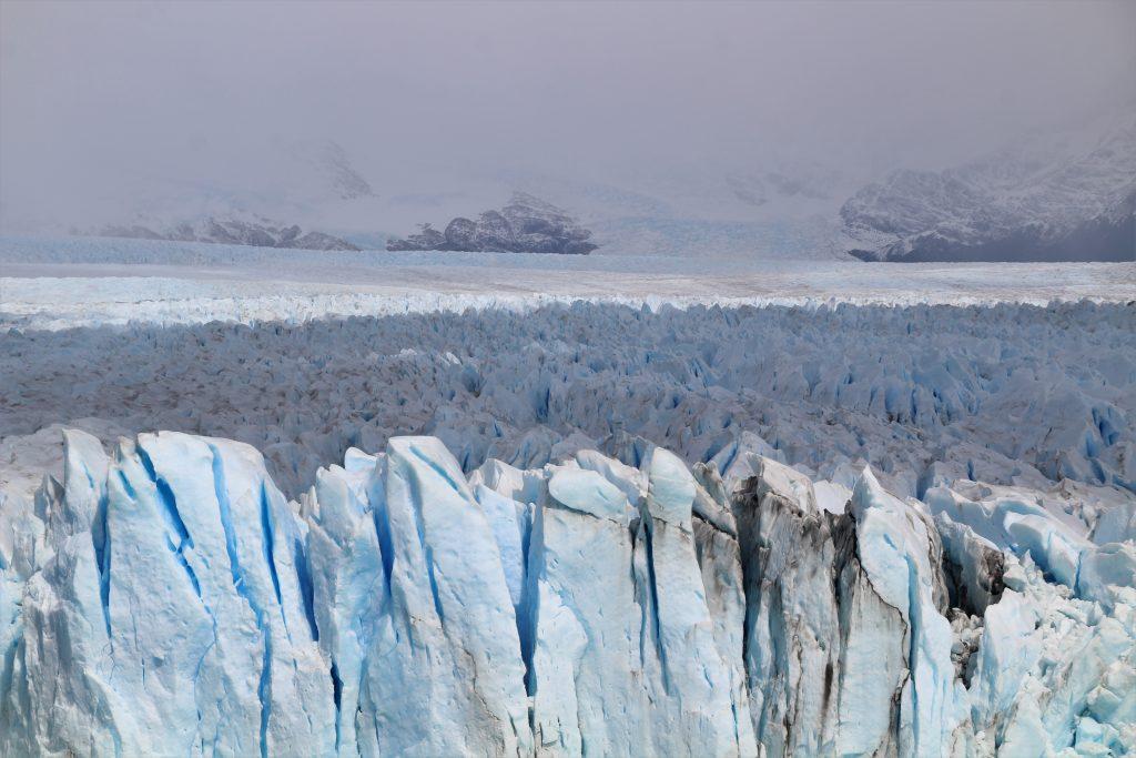 Visita al Perito Moreno, El Calafate, Argentina