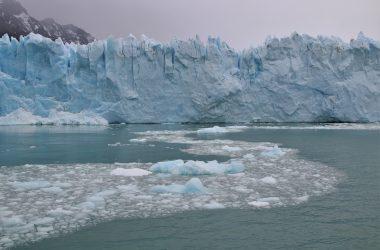 Visita al Perito Moreno