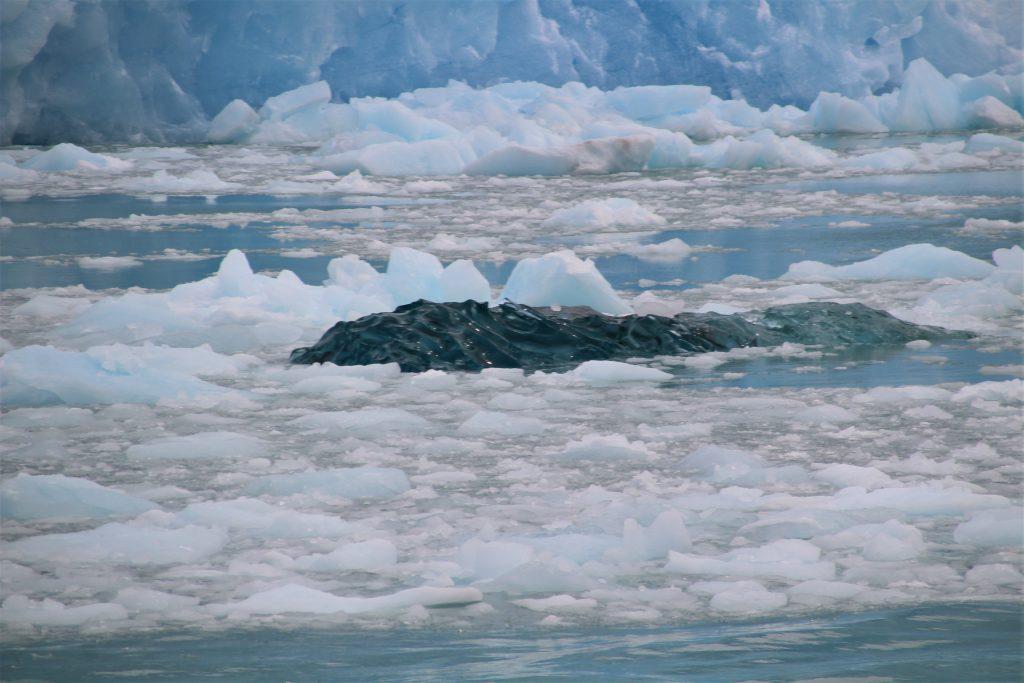 Perito Moreno, Iceberg