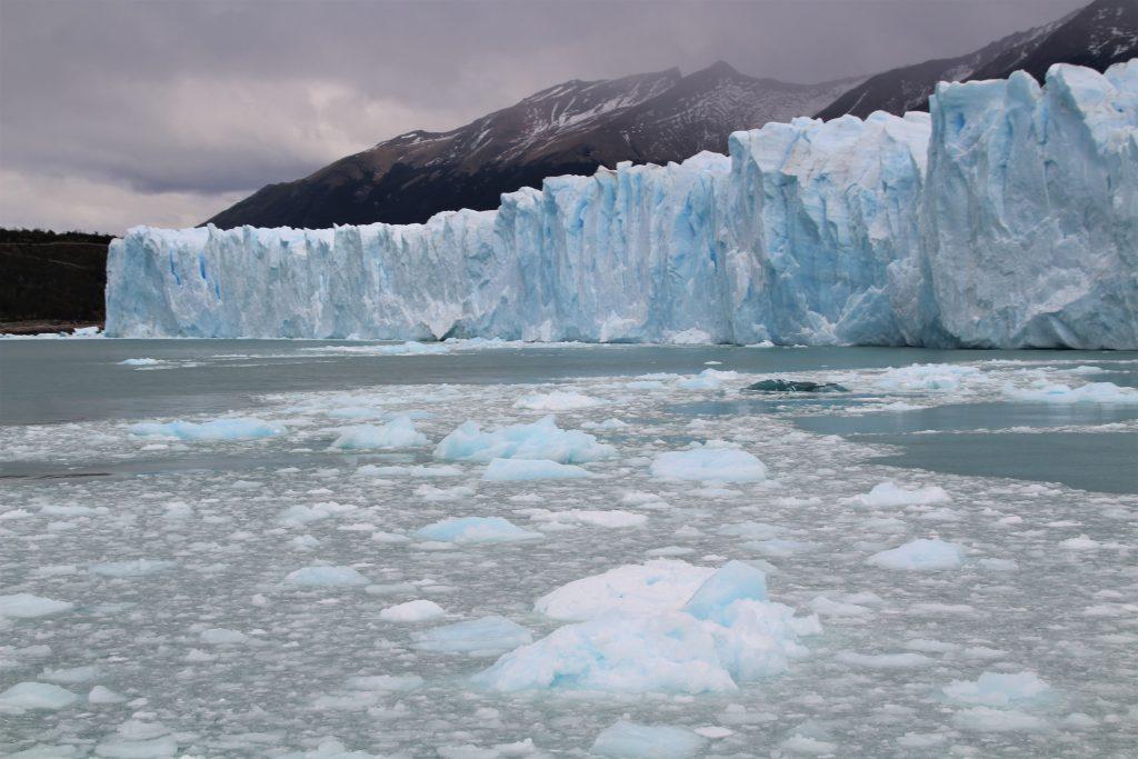 Visita Perito Moreno navigazione
