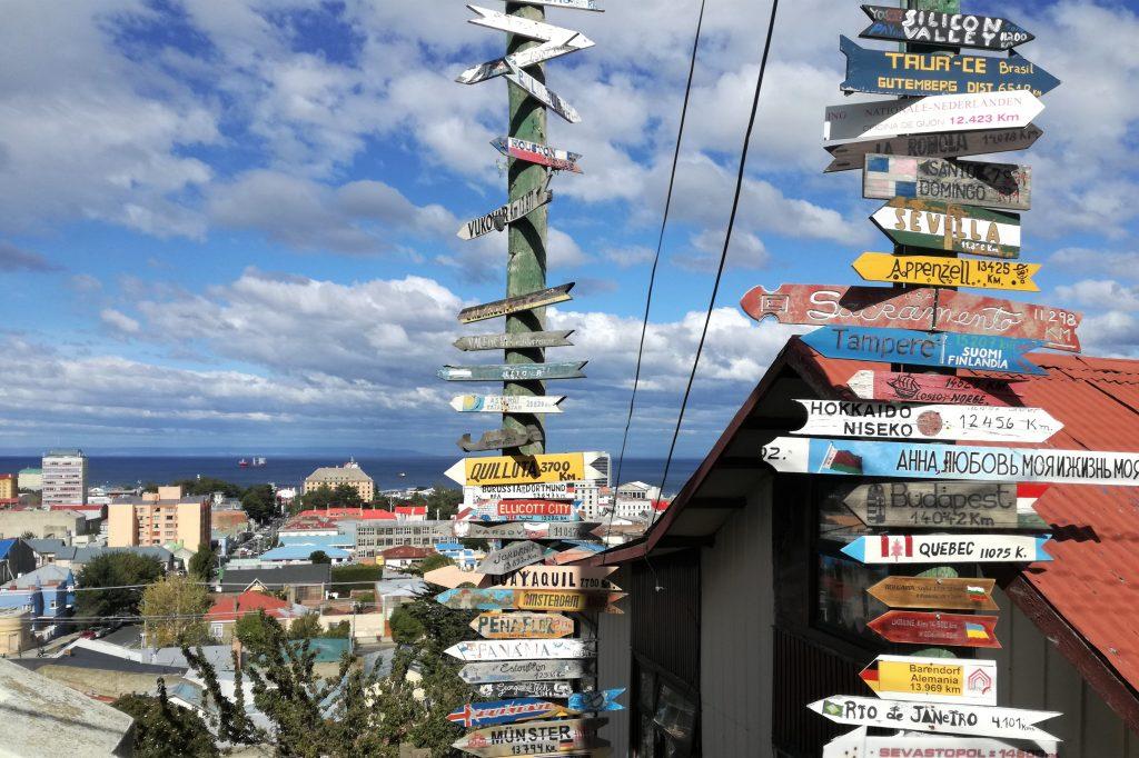 Organizzare un viaggio in Patagonia - Punta Arenas (Cile)