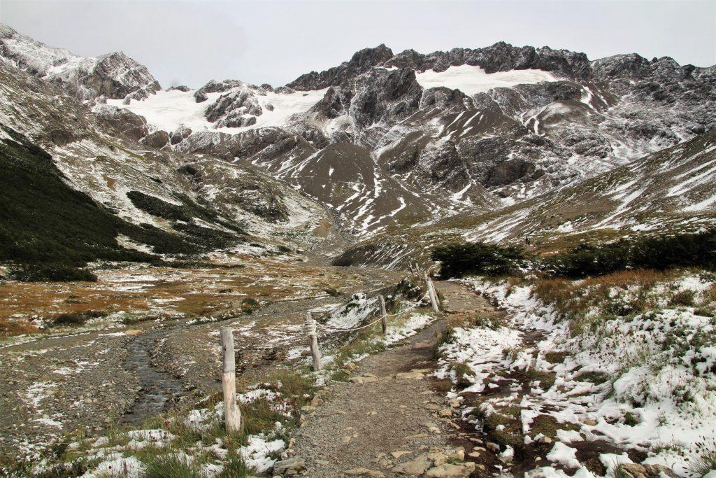 Trekking Glaciar Martial, Ushuaia, Terra del Fuoco, Argentina
