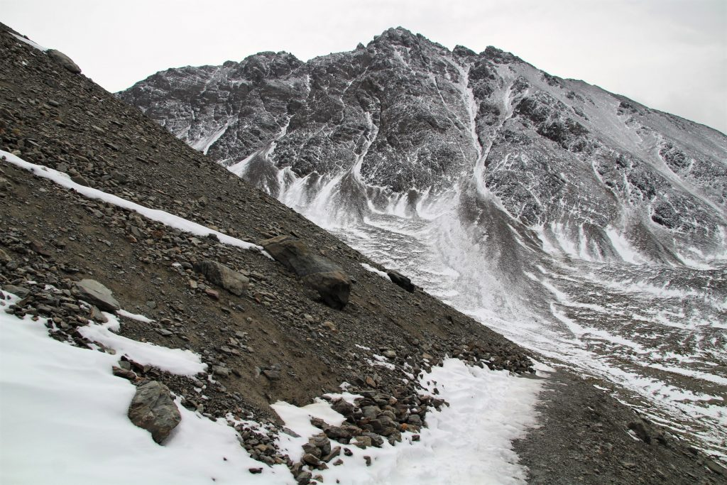 Sentiero Ghiacciaio Martial, Ushuaia, Argentina