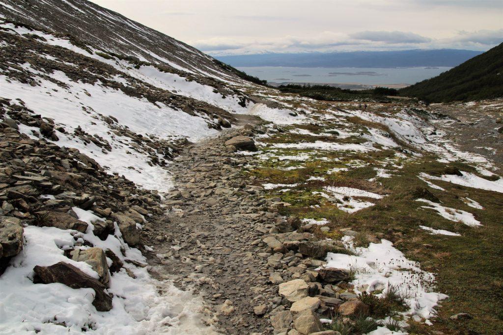 Trekking Ghiacciaio Martial, Ushuaia, Terra del Fuoco argentina
