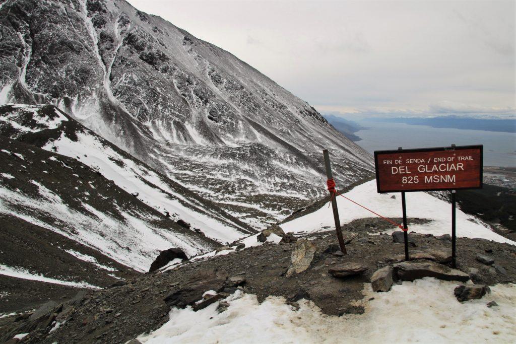 Ghiacciaio Martial - Ushuaia, Terra del Fuoco, Argentina