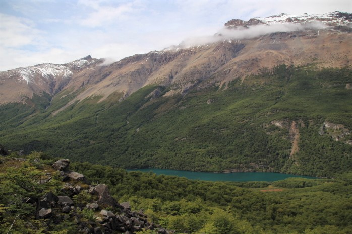 Trekking ad El Chalten, Patagonia Argentina